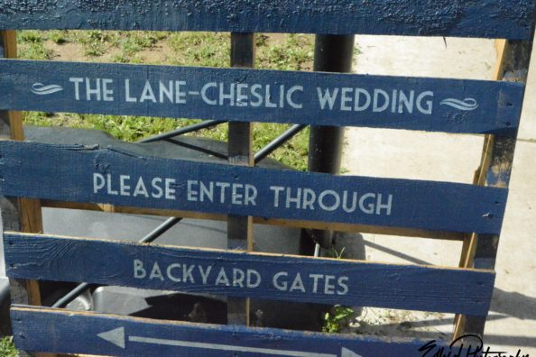 The Lane & Cheslic Wedding