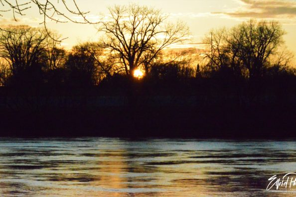 April 5th Sunset