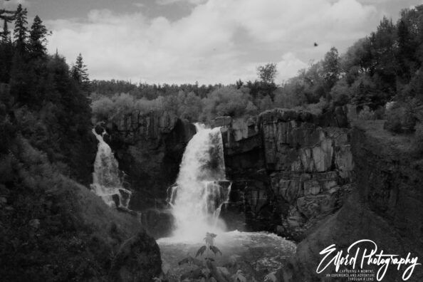 A weekend of waterfalls