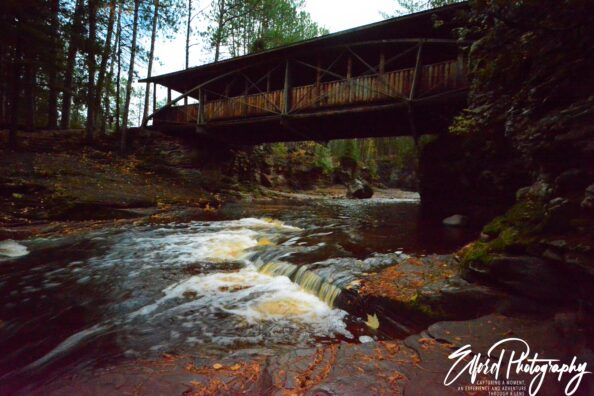 Northern Wisconsin Waterfalls