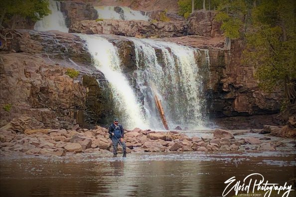 A day of waterfalls on the North Shore with Daizy